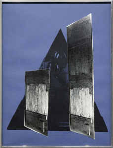 LOUISE NEVELSON-Façade Suite