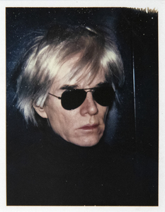 ANDY WARHOL-Self-Portrait in Fright Wig
